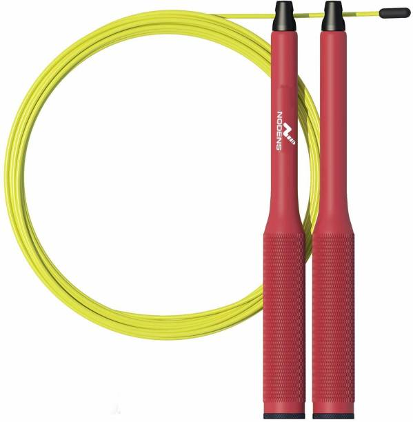 NODENS Execrising and Fitness Skipping Rope-Pack of 1 Ball Bearing Skipping Rope