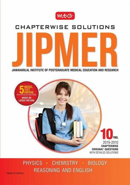 JIPMER Chapterwise Solutions 10 Years