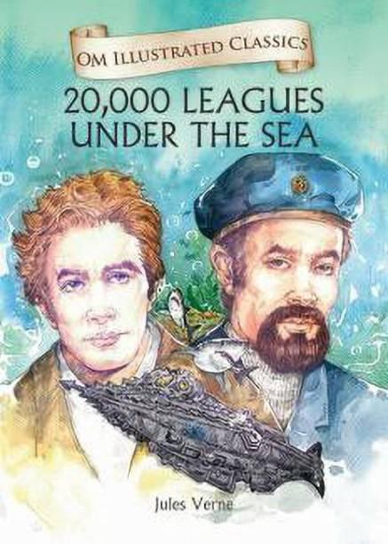 20,000 Leagues Under the Sea-Om Illustrated Classics