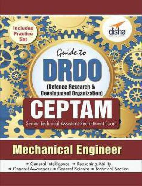 Guide to DRDO CEPTAM Mechanical Engineer Exam with Practice Set