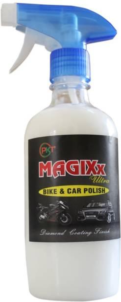 PKT Liquid Car Polish for Exterior