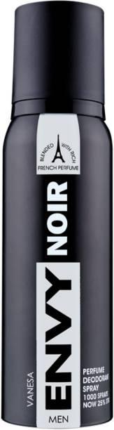 ENVY noir Deodorant Spray  -  For Men