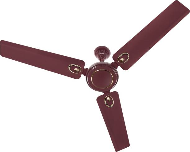 Onix ECO DECOR BROWN 1200 mm 3 Blade Ceiling Fan