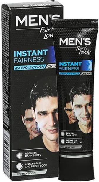 Fair & Lovely Men's Instant Fairness Rapid Action Cream 25g