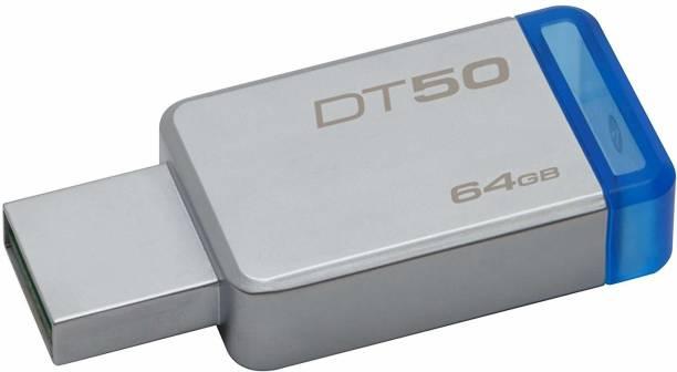 KINGSTON Data Traveler 50 64 GB Pen Drive