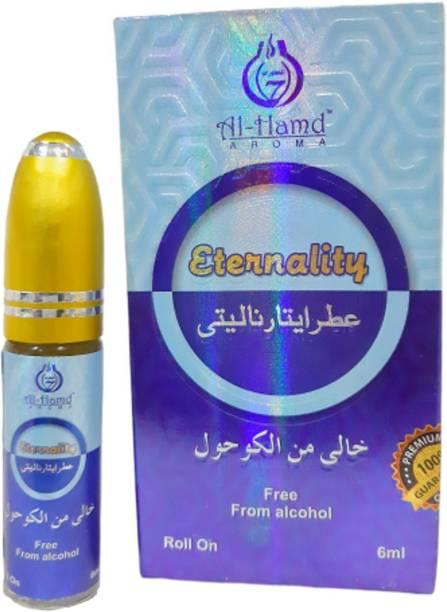 Al-Hamd AROMA Eternality Floral Attar