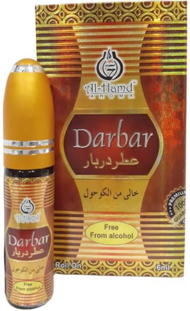 Al-Hamd AROMA Darbar 6ml Herbal Attar