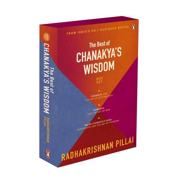 The Best of Chanakya's Wisdom Box Set