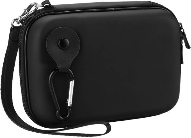 Stealodeal Back Cover for Seagate, Toshiba, WD, Sony, Transcend, Lenovo, HP & Hitachi 2.5 HDD External Hard Disk Case