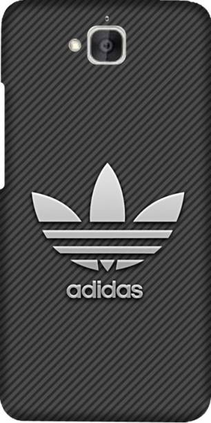 CASEMANTRA Back Cover for Honor Holly 2 Plus, Huawei Y6 Pro TIT-ALOO - Adidas Logo Print