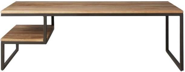 Lakdi Modern & Elegant Center Table For Home/Office Engineered Wood Coffee Table