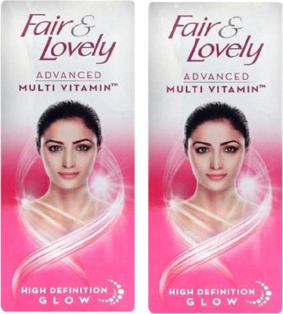 Fair & Lovely MULTI VITAMIN FAIRNESS CREAM HD 80G