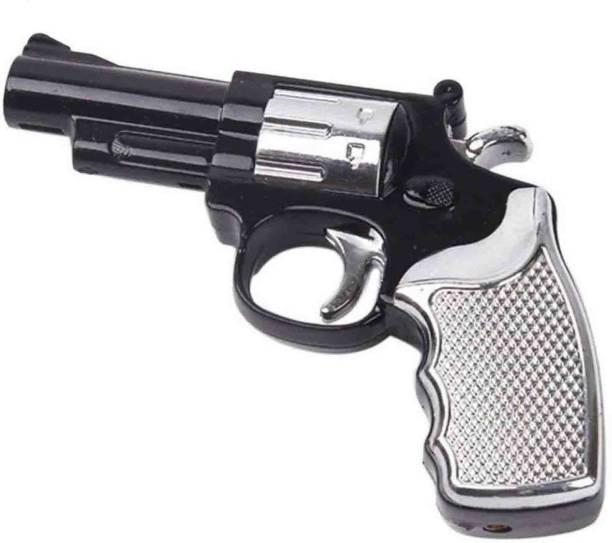 VK MART Shocking Electric Revolver Gun Shaped Prank Toy Gag Toys Gag Toy