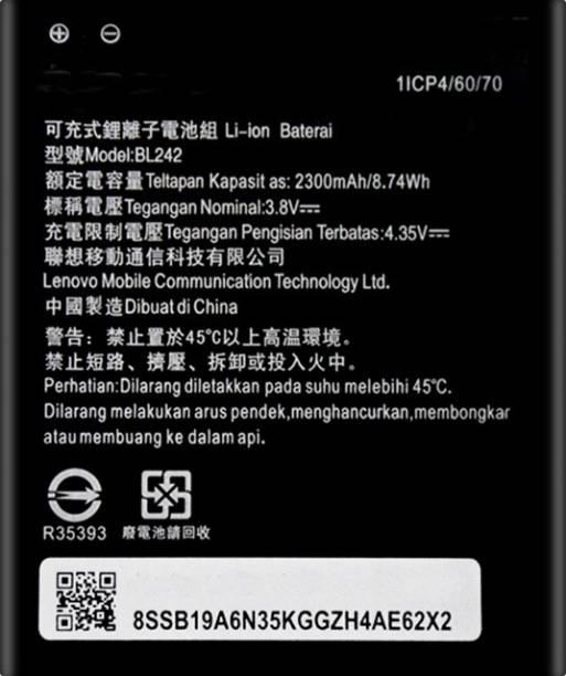TokyoTon Mobile Battery For  Lenovo Lemeng K3 K30-T K30-W K30-E K31-t3 K10E70 A3580 A3860 A3890 A3900 A3910 A3910e70 A6000