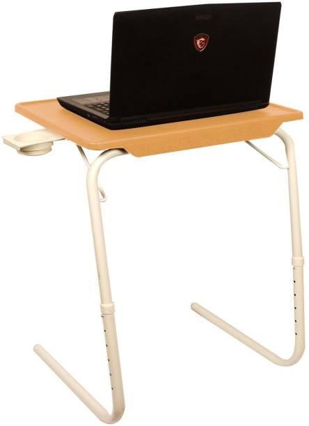 Flipkart SmartBuy Foldable, Adjustable Table Mate SW Plastic Portable Laptop Table