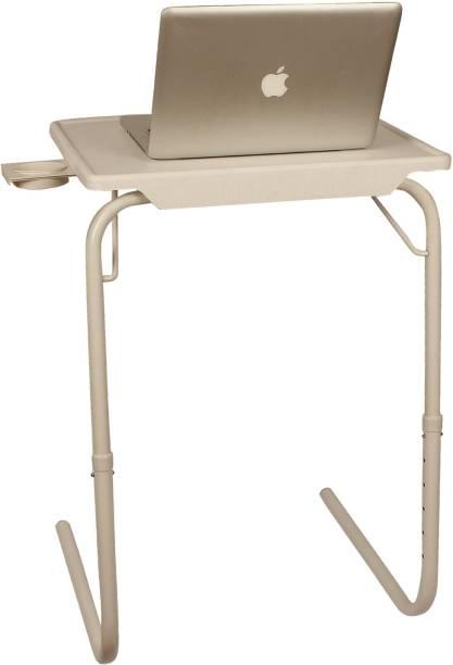 Flipkart SmartBuy Foldable, Adjustable Table Mate W Plastic Portable Laptop Table