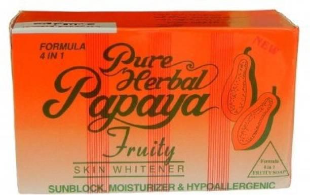 Pure HERBAL PAPAYA SOAP