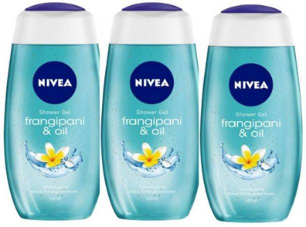 NIVEA Frangipani Shower Gel