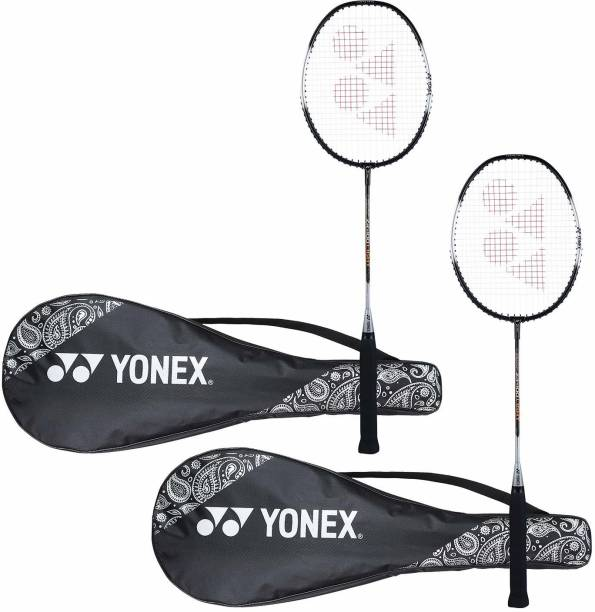 YONEX ZR 100 LIGHT Black Strung Badminton Racquet