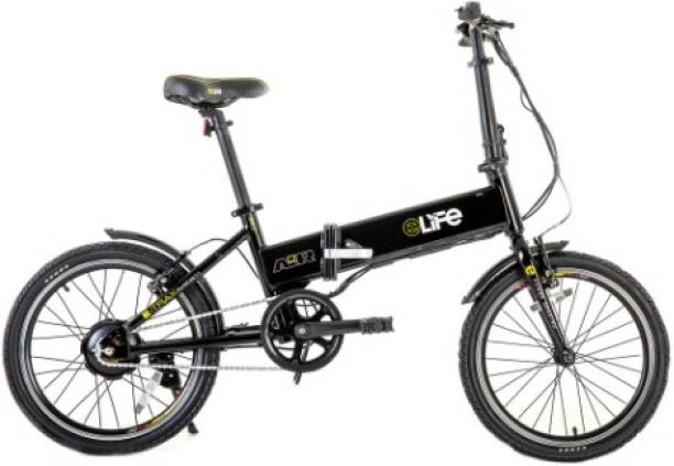 Elife Air 20 inches Lithium-ion (Li-ion) Electric Cycle