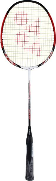 Yonex Nanoray 7000i Red, White Strung Badminton Racquet