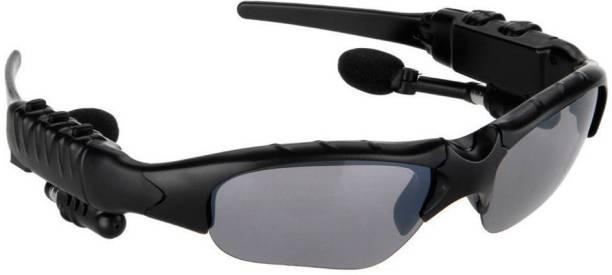 Buddymate Multifunction Wireless Stereo Headphone with Eye Protection Sunglass