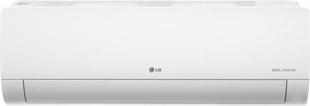 LG 1.5 Ton 3 Star Hot and Cold Split Dual Inverter AC  - White