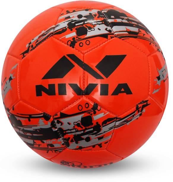 Nivia Snow Storm Football   Size: 5