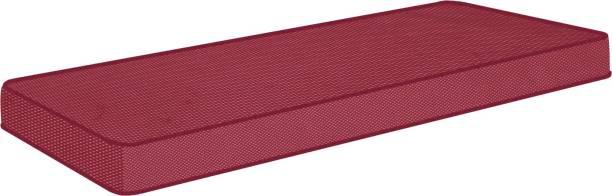 Sleep Spa STARLIFE Firm Revesible 4 inch Single PU Foam Mattress