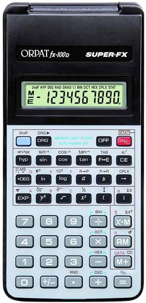 ORPAT FX 100 D Scientific  Calculator