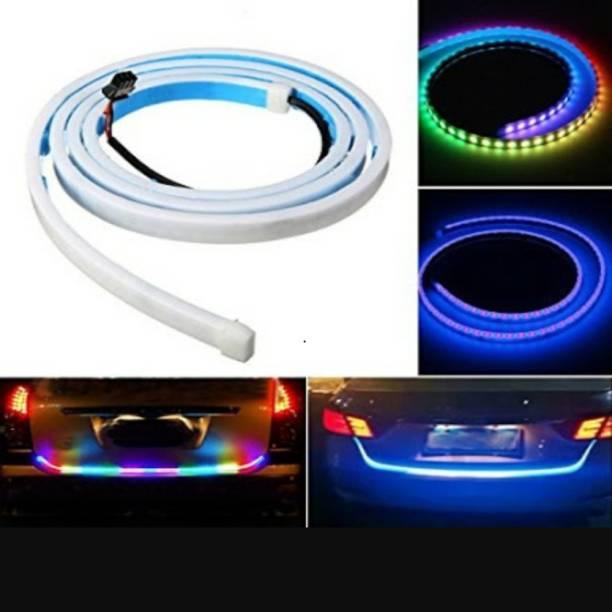 AutoPowerz Led Strip Trunk / Dicky / Boot / Tail Lights Streamer Brake Turn Signal Light Car Fancy Lights