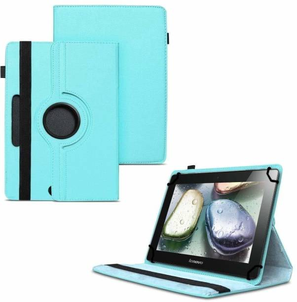 TGK Flip Cover for Lenovo IdeaTab S6000H 10 inch / Rotating Leather Stand Case