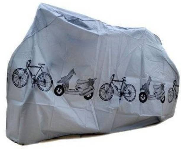 GADGET DEALS Water-Resistant Rain/Dust Cover Bicycle Cover Free Size