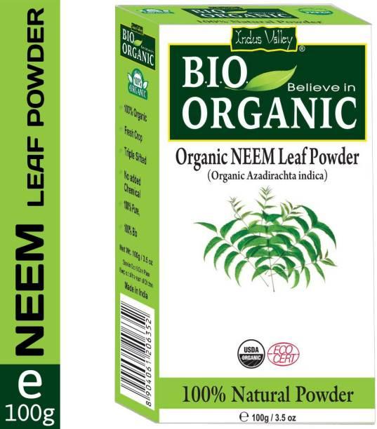 Indus Valley Bio Organic 100% Natural Neem Powder