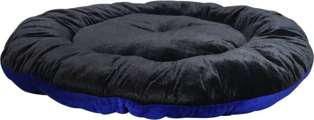 Hiputee Super Soft Velvet Round Dog/Cat Bed/Cushion/Seat Large L Pet Bed