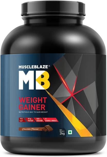 MUSCLEBLAZE Weight Gainer Weight Gainers/Mass Gainers
