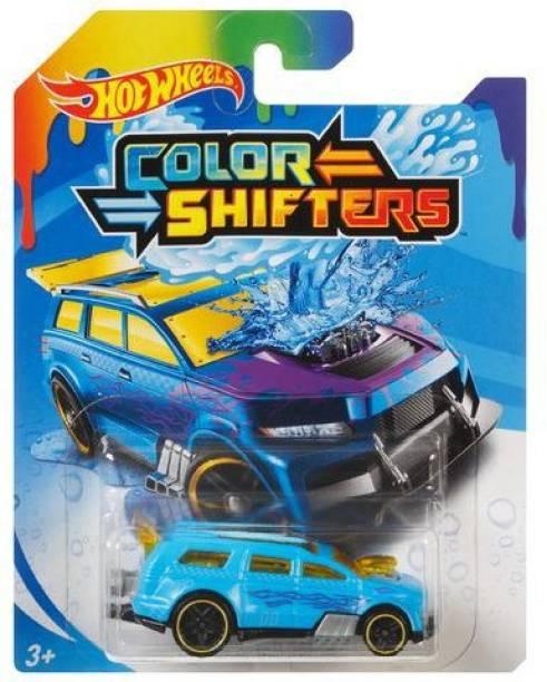 HOT WHEELS 1:64 Color Shifters Vehicle Assortment