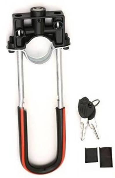 NEWGTBE Bike Front shocker- Glamour Bike Front shocker- Glamour Wheel Lock