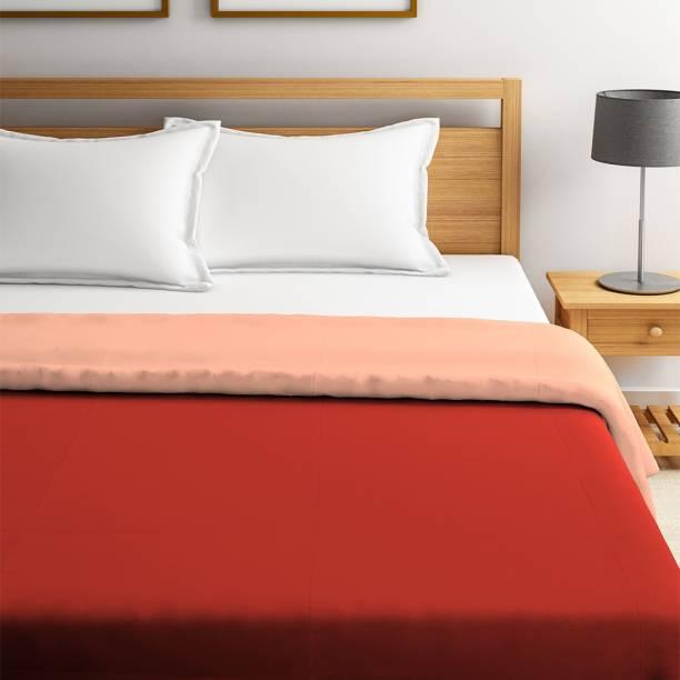 STELLAR HOME Solid Queen Comforter