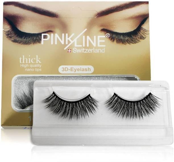 Pink line 3D Eyelashes PL3D-15