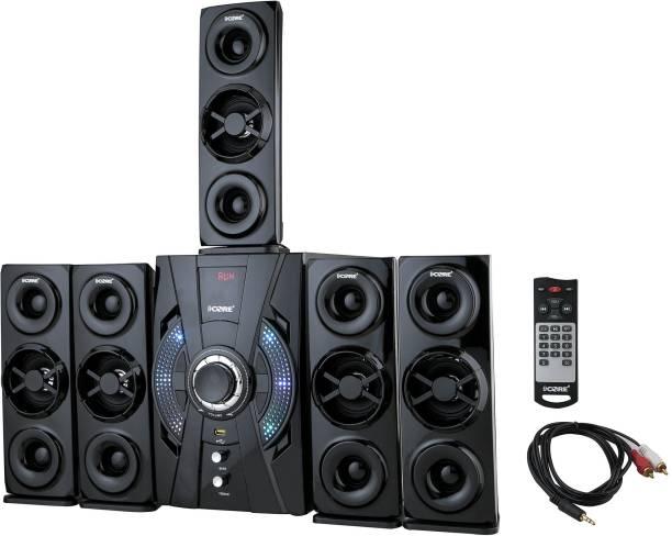 9 CORE HT-BT HI BASS SOUND 1010 BLUETOOTH HOME THEATRE 9500 W Bluetooth Home Theatre