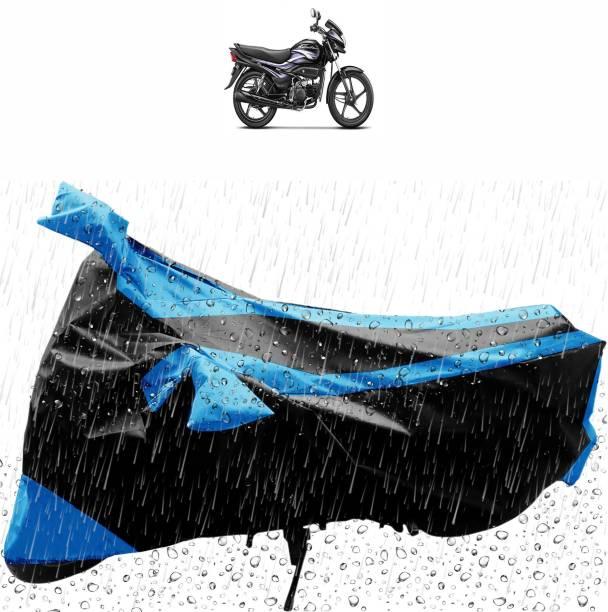 NIKROKZ Two Wheeler Cover for Hero