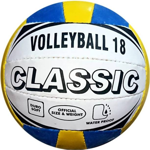 radion RCV001 CLASSIC18 VOLLYBALL pu material Volleyball - Size: 5