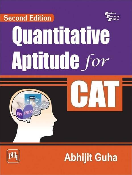 Quantitative Aptitude for CAT 2 Edition