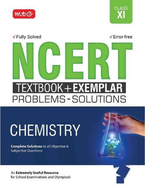 Ncert Text Book + Exemplar Problems - Solutions Chemistry Class 11
