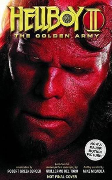 Hellboy Ii The Golden Army Volume