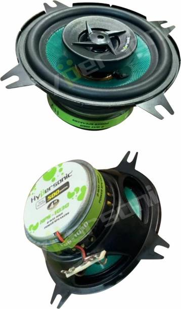 Hypersonic HPS-1030 4 INCH 2-WAY 600 W HIGH OUT PUT 15 MONTHS MAX WARRANTY HPS-1030 4 INCH Coaxial Car Speaker