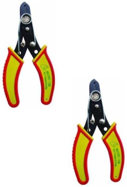 Fedus wire stripper and cutter heavy duty Wire Cutter Multicolor Pack of 2 wire stripper and cutter heavy duty Wire Cutter Multicolor Pack of 2 Glass Cutter