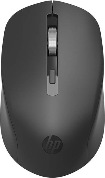HP S1000 Silent Wireless Optical Mouse