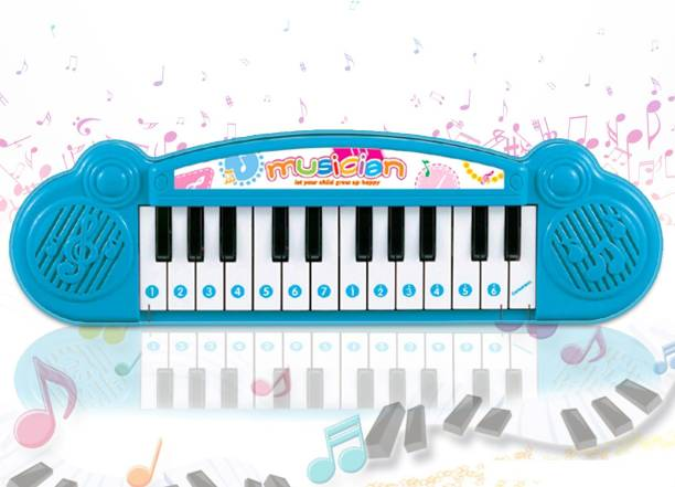Miss & Chief Mini Musical Keyboard with 24 Keys for Kids